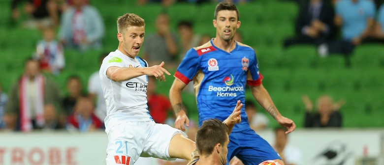 Hyundai A-League Round 18: Melbourne City vs Newcastle Jets