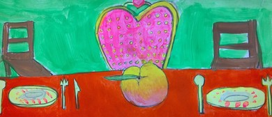 Children's Art Classes – Monday Afternoon Painting & Drawing