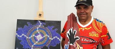 Artist In Residence: Sylvester Cook