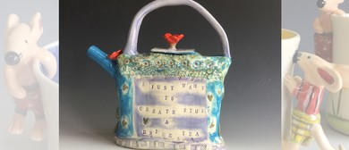 Make Your Own Ceramic Teapot Workshop With Kara Pryor