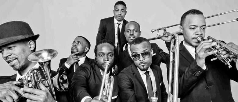 Hypnotic Brass Ensemble (USA) at The Jazzlab