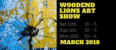Woodend Lions Art Show