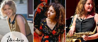 The Wilson, Svoboda, Baartz Trio – Int'l Women's Day Lunch