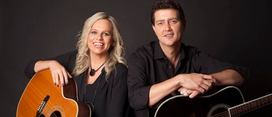 Adam Harvey and Beccy Cole