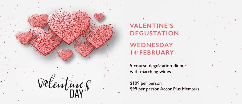 Valentine's Day Degustation