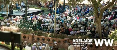 Adelaide Writers' Week 2018