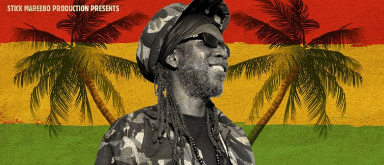 Macka B & the Roots Ragga Band – Health Is Wealth World Tour