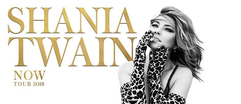 Shania twain concert dates in Brisbane