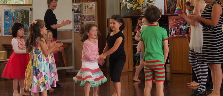 World Dance Classes for Young People