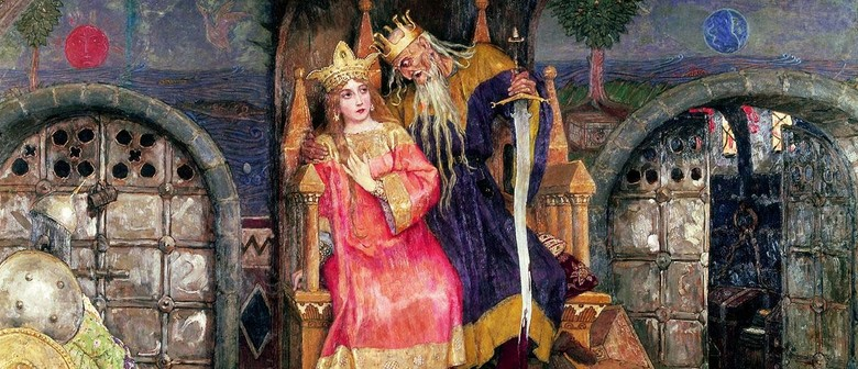 Kashchey the Immortal – An Opera By Rimsky-Korsakov