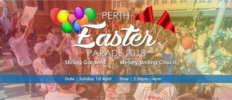 Perth Easter Parade 2018
