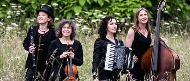 The London Klezmer Quartet – To The Tavern Tour