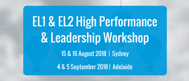 EL1 & EL2 High-Performance and Leadership Workshop