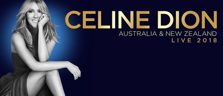 Celine Dion – Live 2018 Tour