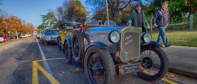 RACV Benalla & District Classic Car and Motorbike Tour