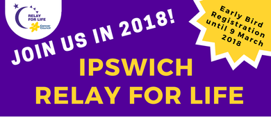 2018 Ipswich Relay For Life