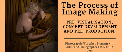 The Process of Image Making: Visualise and Develop