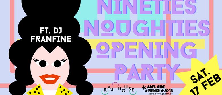 Rajopolis Opening Party – Adelaide Fringe