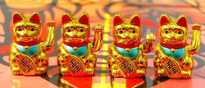 The Lucky Cat Room