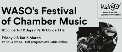 WASO's Festival of Chamber Music