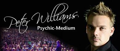 Peter Williams Medium Live