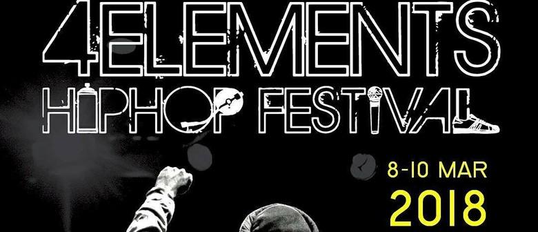 4Element Hiphop Festival 2018