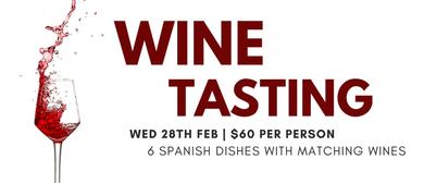 Tasting Spain – Food and Wine Tasting