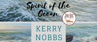 Kerry Nobbs Art Exhibition