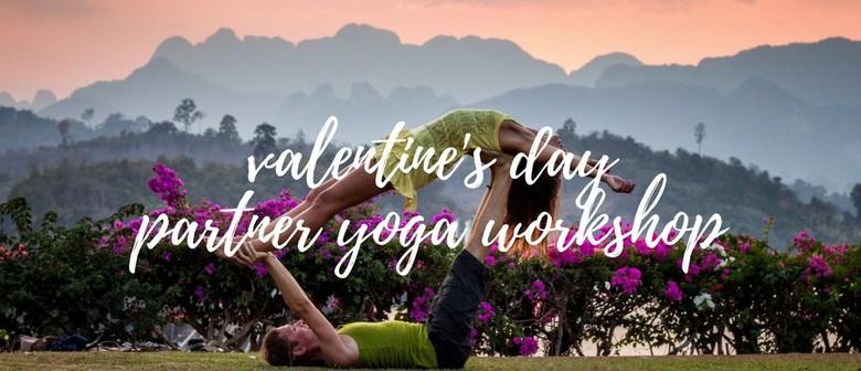 Valentine's Day Partner Yoga Workshop