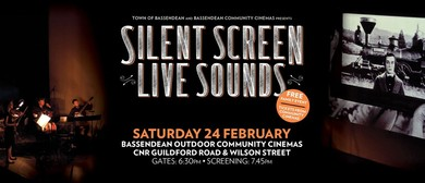 Silent Screen Live Sounds