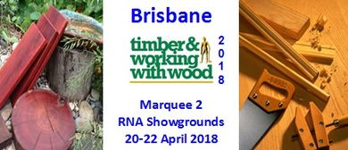 Timber and Working With Wood Show 2018
