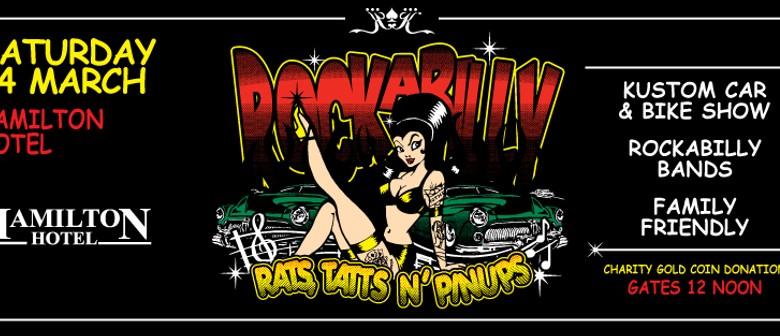 Rats, Tats N' Pin Ups Festival