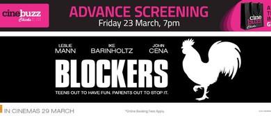 Chicks At the Flicks – Blockers