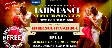 Latin Dance Thursdays
