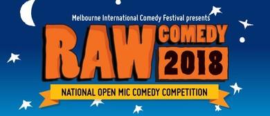 Raw Comedy 2018