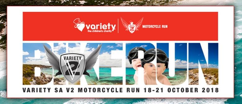 V2 Motorcycle Run 2018