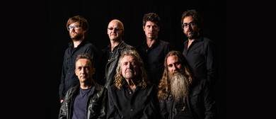 Robert Plant – Bluesfest 2018 Sideshows
