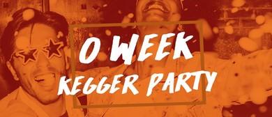 O Week Kegger Party