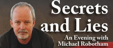 Secrets and Lies – An Evening With Michael Robotham