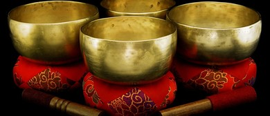 Learn to Play Tibetan Singing Bowls and Sound Journey
