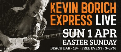 Kevin Borich Express – Easter Sunday
