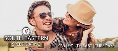 South Eastern Speed Dating | Tuesdays