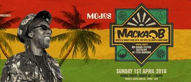 Macka B – Health Is Wealth World Tour