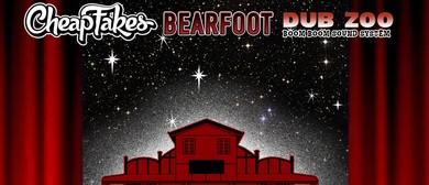 Majestic Nights – Cheap Fakes, Bearfoot, Dub Zoo, Boom Boom