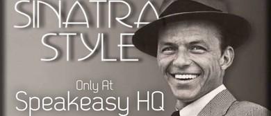 Sinatra Style – The Tuxedo Show