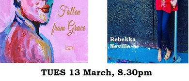 Lani EP Launch – Fallen From Grace + Rebekka Neville Quartet