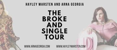 Arna Georgia & Hayley Marsten