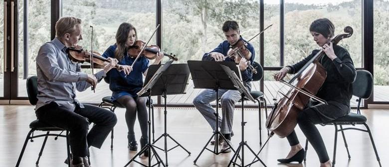 Lunchtime Concert – Australian String Quartet