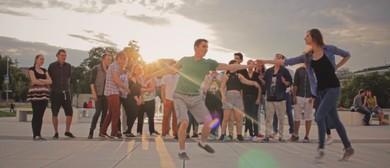 New Style Hustle Beginner Dance Classes
