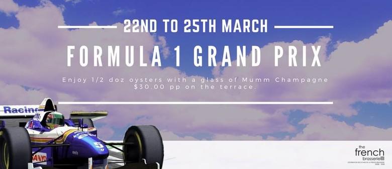 2018 Formula 1 Australian Grand Prix